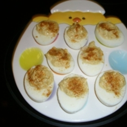 Dandy Deviled Eggs