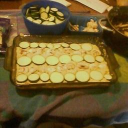 Danielle's Cheesy Vegetable Medley