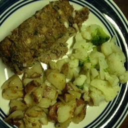 Day-Before Meatloaf (Whole Foods Recipe)