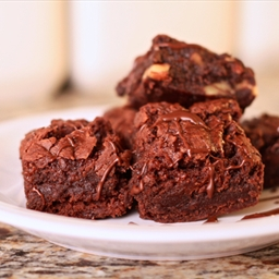 Delicious Gooey Vegan, Gluten Free Black Bean Brownies
