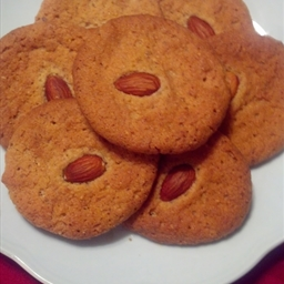 Delightful Almond Butter Cookies