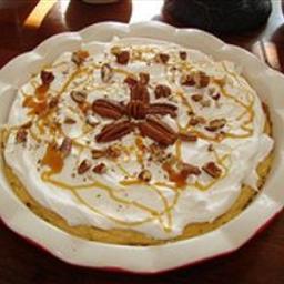Dessert - Turtle Pumpkin Pie