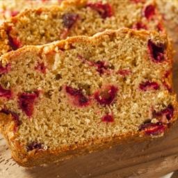 Diabetic Cranberry Cake