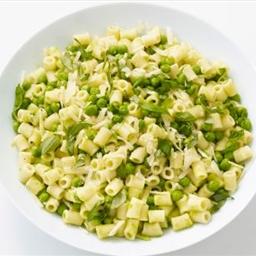 Ditalini and Peas