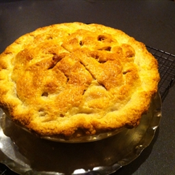 Dorie Greenspan's All-American, All-Delicious Apple Pie