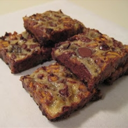 Double Delicious Halloween Bars