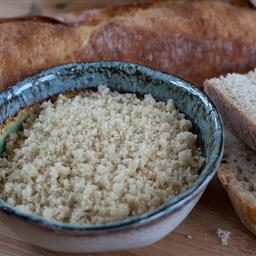 Dried Breadcrumbs