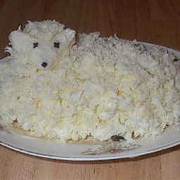 Easter, Butter Lamb