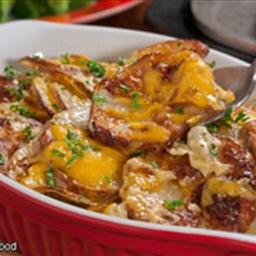 Easy Au Gratin Potatoes