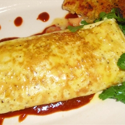 Easy Cheese Omelette