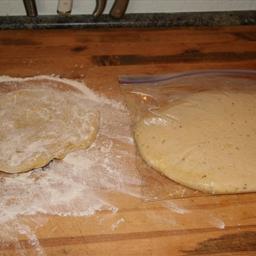 Easy Homemade Pizza Dough