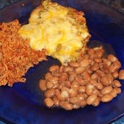 Easy Mexican Pork Chops