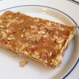 Easy No-Bake Peanut Butter Oat Bars