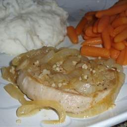 Easy Pork Chop Dinner