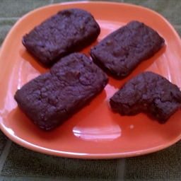 Ec's Flourless (black Bean) Brownies