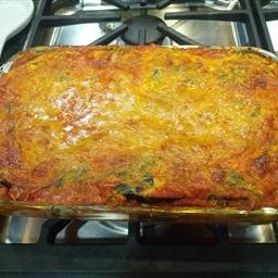 Eggplant Veggie Lasagna