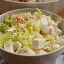 Salad of Leeks