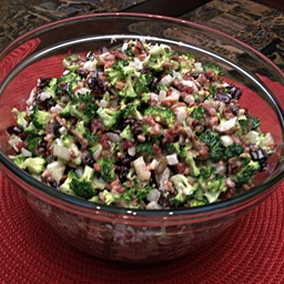 Emma's Broccoli Salad