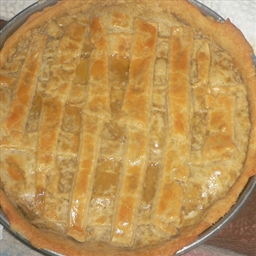 English Mince Beef Pie