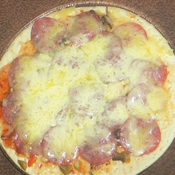 Extra-Easy Pizza