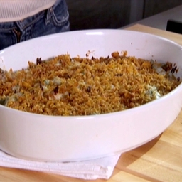 Family Fresh Green Bean Casserole
