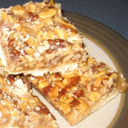 Fancy Southern Nut Bars