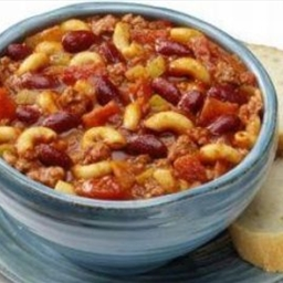 Favorite Chili Mac