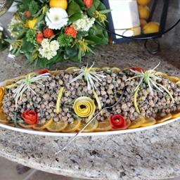 FIber bomb salad