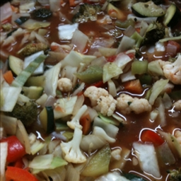 FiberBomb Veggie Soup