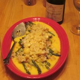 Filet of Sole Oscar