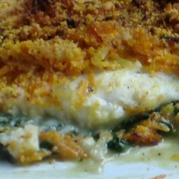Fillet Of Sole Florentine