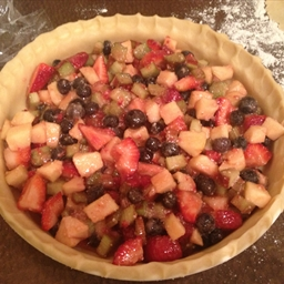 Five-Fruit Pie Filling