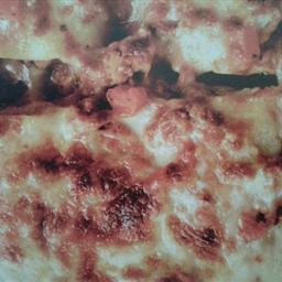 Florentine Lasagna Rolls