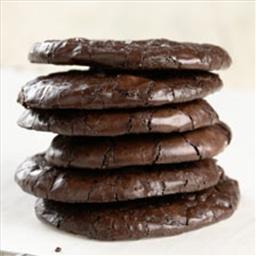 Flourless  Sugar Free Fudge Cookies
