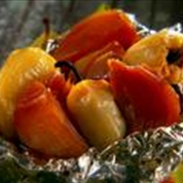 Foil-Wrapped Onions