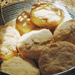 Frank's Famous Baking Powder Biscuits