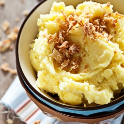 Frank's Famous Mashed Potatoes