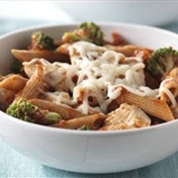 Fresh Broccoli & Chicken Pasta Toss