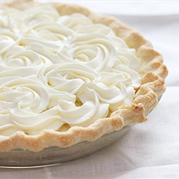 Fresh Coconut Cream Pie