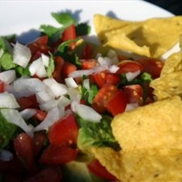 Fresh Mexican Salsa