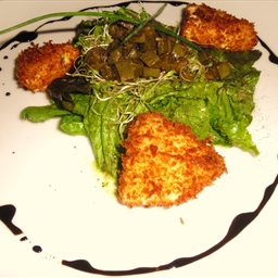 Fried Goat Cheese