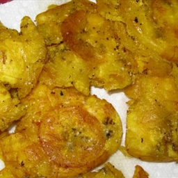 Fried Plantains (Tostonos De Platanos)