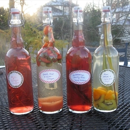 Fruit Vinegar Salad Dressing