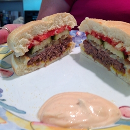 Fuddruker's Hamburger Patties