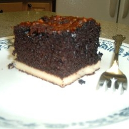 Fudge Ribbon Cake #3