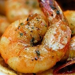 Gambas al Ajillo - Garlic Shrimp