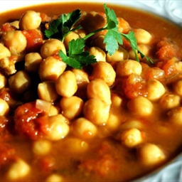 Garbanzo Bean (Chick Pea) Stew