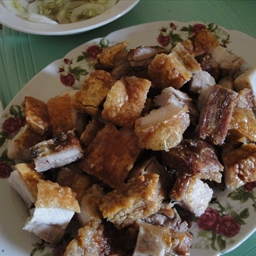 Garlic and Pepper Pork