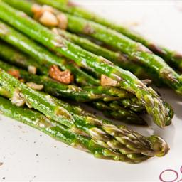 Garlic Roasted Asparagus