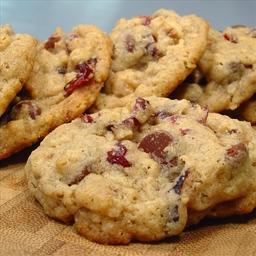 Gene's Oatmeal Craisin Cookies